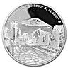 Niue 2016 Silver Forgotten Cities Pompeii - 1 oz