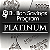 Bullion Savings Program (BSP) - Platinum - 1 gram