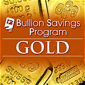 Bullion Savings Program (BSP) - Gold - 1 gram