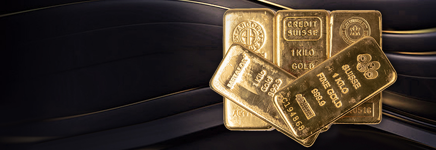 1 kg Gold Bars for the Spot Price of Gold!