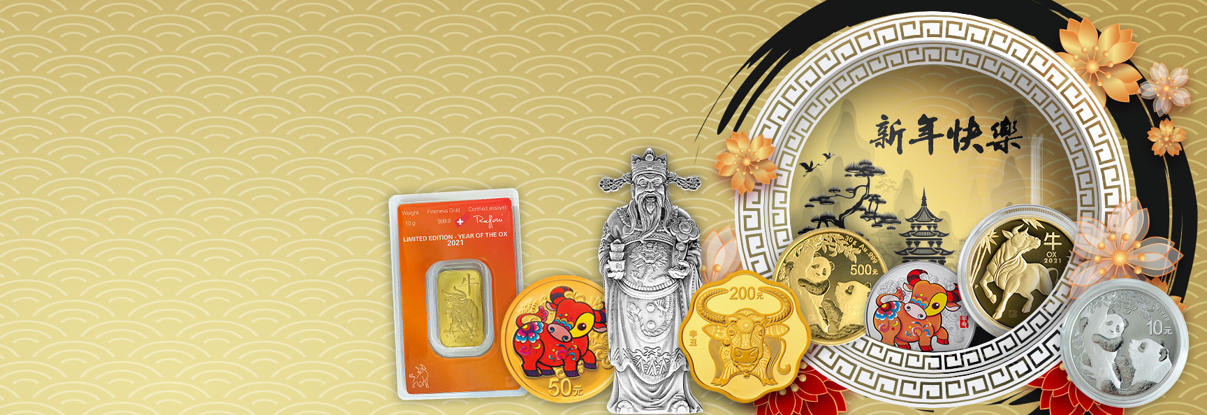 Shop Your Lunar New Year Gifts with BullionStar!