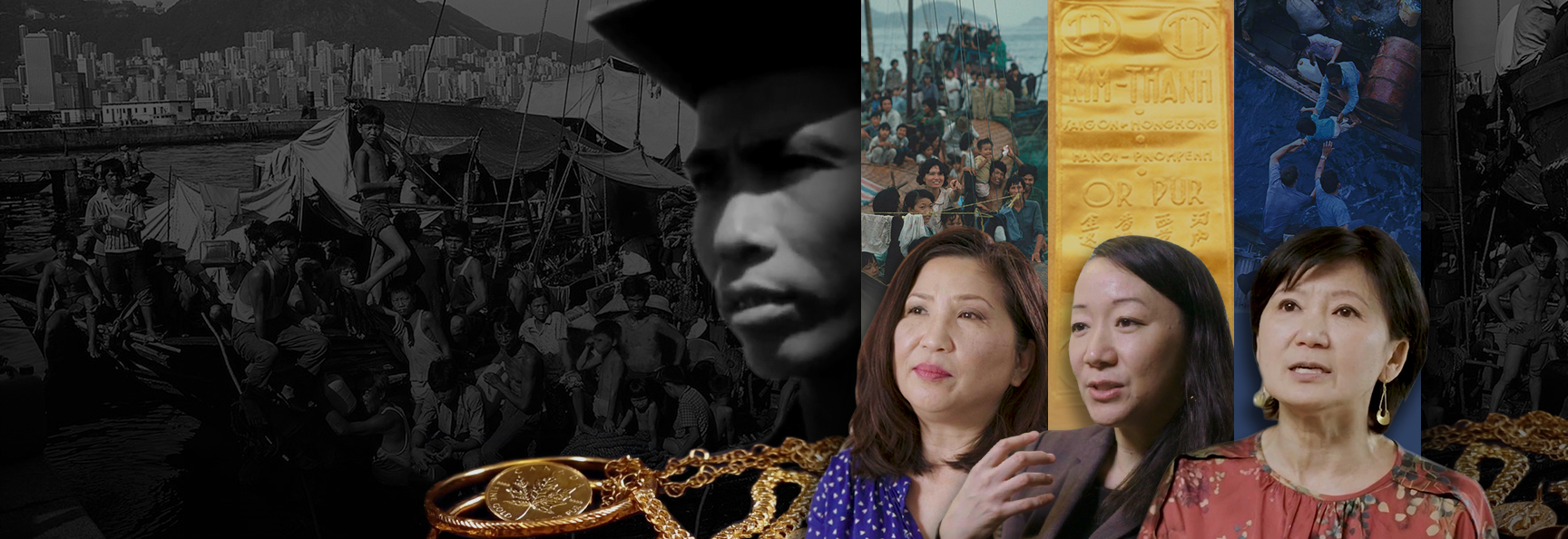 GOLD IN TIMES OF CRISIS - Passage out of Vietnam