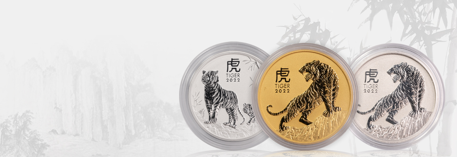 Australian Lunar Series 2022  - Year of the Tiger Now Available for Ordering