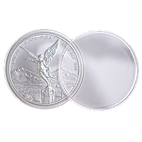Air-tite Coin Capsules - 65 mm