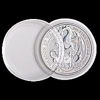 Queen's Beast Silver 2 oz Capsule
