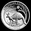 Australian Silver Kangaroo 2019 - Proof High Relief - 1 oz