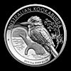 Australian Silver Kookaburra 2019 - Proof High Relief - 5 oz
