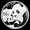 Chinese Silver Panda 2019 - Proof - 150 g