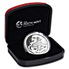 Australian Silver Lunar Series 2018 - Year of the Dog - Proof - With Box and COA - 1 oz