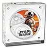 Niue 2016 Silver Star Wars - BB-8 - 1 oz