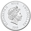 Niue 2016 Silver Star Wars - Poe Dameron - 1 oz