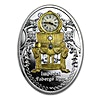 Niue Island Third Faberge Egg 2015 - Silver Proof - 250 g