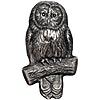 Mongolia Silver Owl 2019 - 2 oz