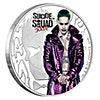 Tuvalu Silver Suicide Squad Joker 2019 - 1 oz