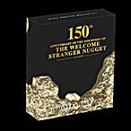 Australia Silver Welcome Stranger Nugget 2019 - 1 oz thumbnail