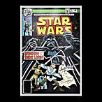 Niue Silver Star Wars comic book poster 2019 - 35 g thumbnail