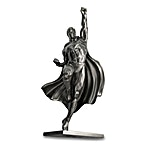 New Zealand Silver Superman 80th Anniversary Statue 2018 - Antiqued Finished - 150 g thumbnail