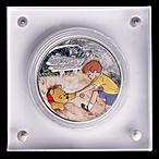 Niue Silver Pooh and Christopher Robin 2020 - 1 oz thumbnail