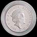 United Kingdom Silver Britannia Core Range - Proof - 1 oz thumbnail