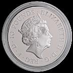 United Kingdom Silver Britannia Core Range - Proof - 5 oz thumbnail