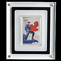 Niue Silver Superman 2021 - Man of Steel - 1 oz