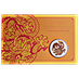 Australian Silver Chinese Myths and Legends 2021 - Dragon - Colourized - In card - 1 oz thumbnail