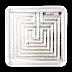 Solomon Island Silver Minotaur - Labyrinth of Crete - 1.5 oz  thumbnail