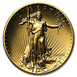 American Gold Double Eagle 2009 - Ultra High Relief - 1 oz
