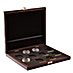Display box for Queen's Beast 2 oz Silver coins  thumbnail