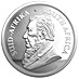 South African Silver Krugerrand 2021 - Proof - 1 oz  thumbnail