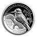 Australian Silver Kookaburra 2019 - Proof High Relief - 5 oz  thumbnail