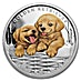 Australia Silver Golden Retriever 2018 - 1/2 oz thumbnail