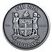 Fiji Silver Mandala Art Moresque 2018 - Antique Finish  - 3 oz thumbnail