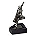 New Zealand Silver Superman 80th Anniversary Statue - Antiqued Finished - 150 g thumbnail