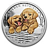 Australia Silver Golden Retriever 2018 - 1/2 oz