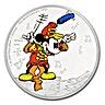 Niue Silver Disney Mickey Through The Ages 2016 - Band Concert - 1 oz