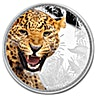 Niue 2016 Silver Kings of the Continent - Jaguar - 1 oz