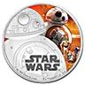 Niue 2016 Silver Star Wars - BB-8 - 1 oz
