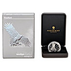 Australian Silver Wedge Tailed Eagle 2019 - Piedfort Proof - 2 oz  thumbnail