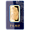 PAMP Minted Gold Bar