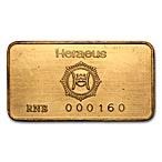 Heraeus Gold Bar - Republic National Bank of New York - 1 oz thumbnail