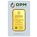 OPM Gold Bar - 1 oz thumbnail