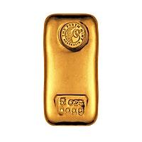 Perth Mint Gold Cast Bars