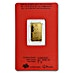 PAMP Lunar Series 2018 Gold Bar - Year of the Dog - 5 g thumbnail