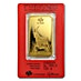 PAMP Lunar Series 2015 Gold Bar - Year of the Goat - 100 g thumbnail