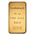 Scotiabank Gold Bar - 10 oz thumbnail