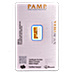 PAMP Gold Bar - 1 g thumbnail