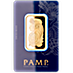 PAMP Gold Bar - 1 oz thumbnail