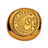 Perth Mint Gold Bar - Round design - Circulated in good condition - 1/2 oz