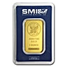 Sunshine Minting Gold Bar - Circulated in good condition - 1 oz
